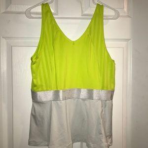 Nike tennis top XL